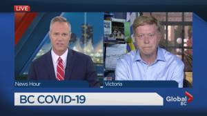 B.C. COVID-19 briefing hits milestone (01:36)