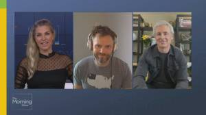 Catching up with Joel McHale (08:08)