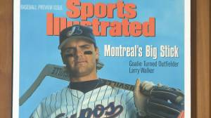 B.C. born Larry Walker second Canadian elected to Baseball Hall of Fame