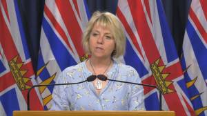 B.C. reports 34 cases of COVID-19 at unscheduled press briefing