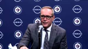 RAW: Winnipeg Jets Paul Maurice Interview – Feb. 21 (06:48)