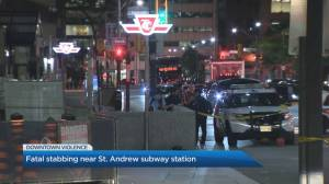Fatal altercation in downtown Toronto leaves man dead