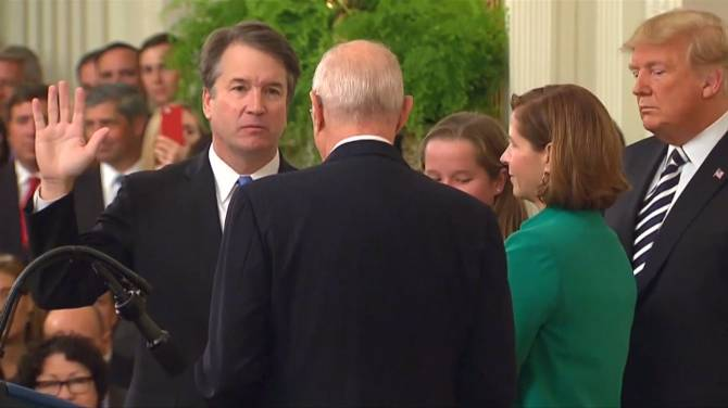 New York Times revises Brett Kavanaugh article, apologizes for tweet