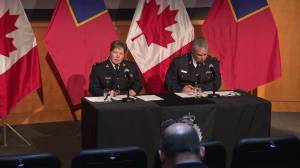 RCMP unable to say who senior intelligence official was allegedly communicating with