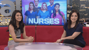 B.C. born 'Nurses' star Sandy Sidhu