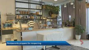 Coronavirus: Halifax restaurants prepare to reopen as COVID-19 restrictions lift Monday (02:05)