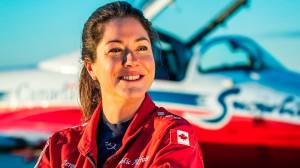 Capt. Jenn Casey remembered as 'sunshine' by colleague