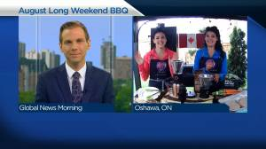 Long weekend barbecue ideas with Maddie and Kiki (03:48)