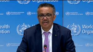 Coronavirus: WHO warns some countries still face 'long, hard road ahead' amid pandemic