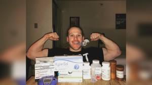 Stefan's Strecko's struggle to access life-saving drug (05:57)