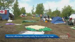 Affordable housing entity faces critical Moncton council vote (02:38)