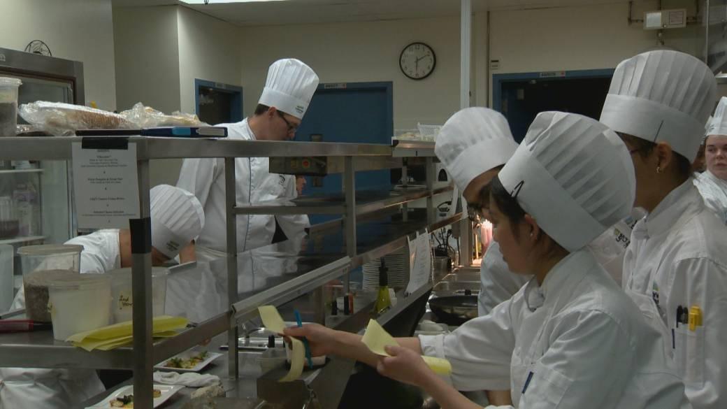 Lethbridge College culinary students showcase skills in final semester