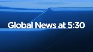 Global News at 5:30 Montreal: July 22 (13:56)
