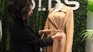 Canadian designer releases sustainable antiviral clothing line (01:48)