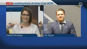 Looking back at Grey Cup 2019 with Adam Bighill (04:28)
