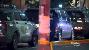 1 dead, 1 critically injured after shooting in Toronto (01:56)