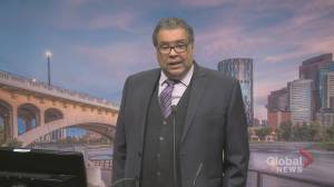 COVID-19: 'You can't let people fragrantly disregard the rules': Nenshi discusses enforcement (01:32)