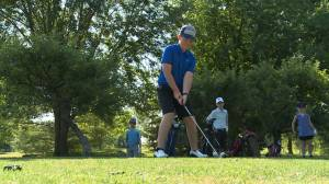 Youth on Course giving Ontario kids a shot at golf (01:54)