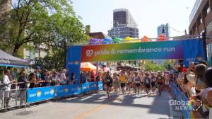 Pride and Remembrance Run celebrates 25 years (02:56)