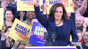 Joe Biden picks Sen. Kamala Harris as running mate