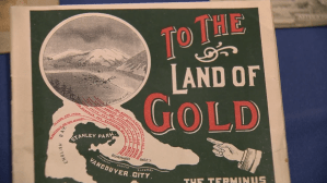 UBC given donation of major Gold Rush archive (02:19)