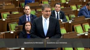 Scheer asks when Trudeau is going to put Bill Morneau 'out of his misery'