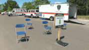Play video: Mobile clinic in Ajax vaccinates Durham's homeless