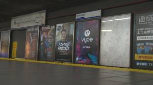 Health groups call on TransLink to remove e-cigarette ads (01:38)