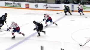 HIGHLIGHTS: WHL Oil Kings vs Ice – Oct. 4