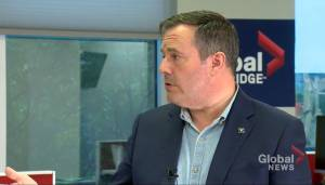 Extended sit-down interview with Alberta Premier Jason Kenney