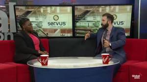 Cybercrime awareness with Servus Credit Union