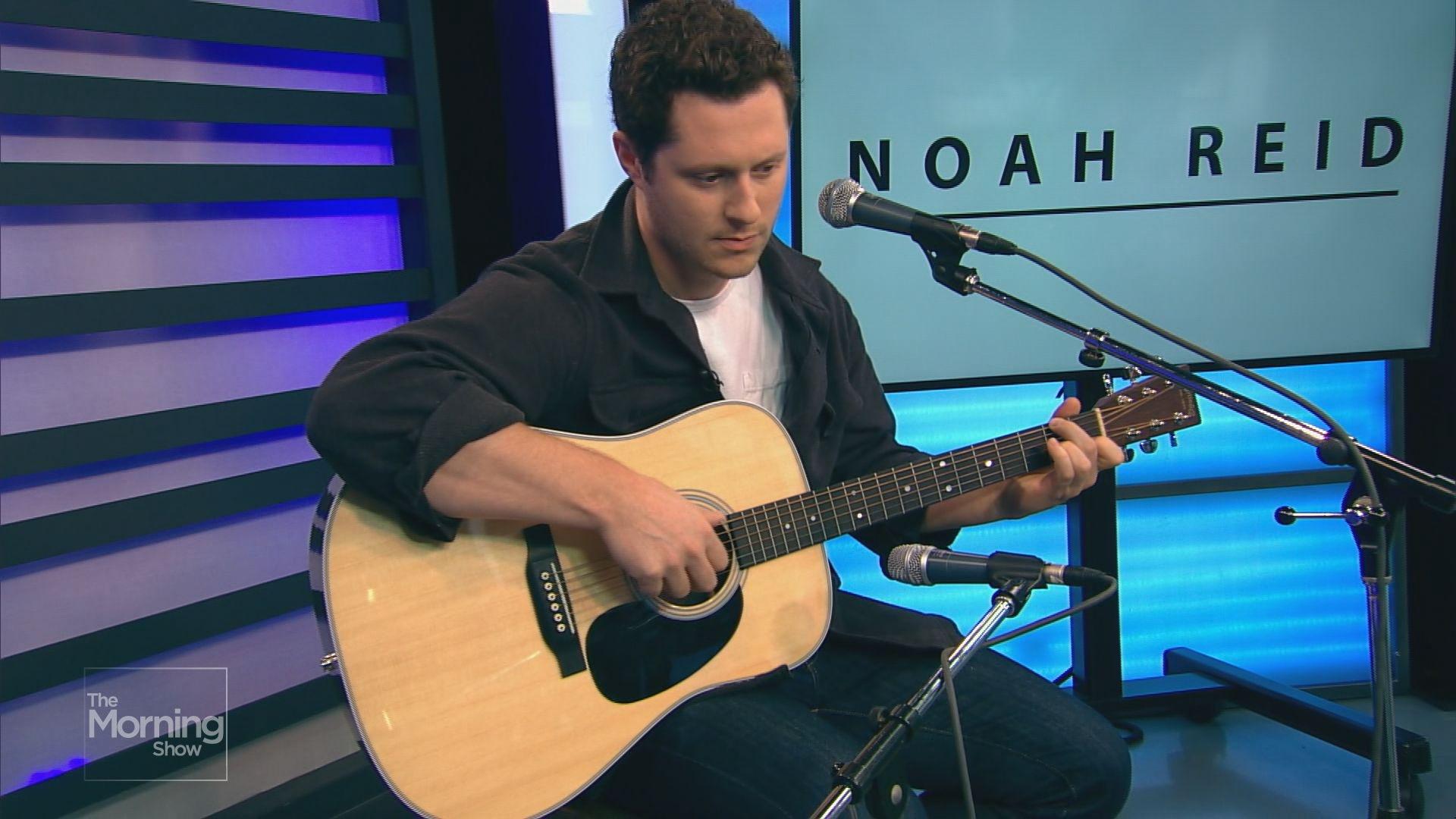 Schitt's Creek star Noah Reid performs 'Jacob's Dream'