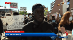 Thousands march in downtown Calgary as part of Black Lives Matter protest