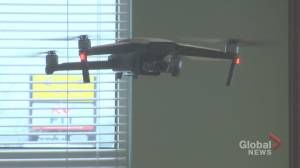 Kennebecasis Regional Police have a new eye in the sky