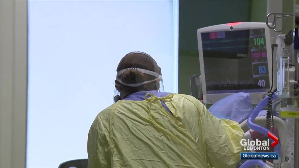Click to play video: 'What will happen as more COVID-19 patients fill Alberta ICUs?'