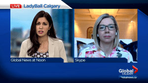 The Lady Ball Gala goes virtual in support of Ovarian Cancer Canada
