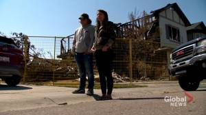 Airdrie community raises thousands of dollars for fire victims