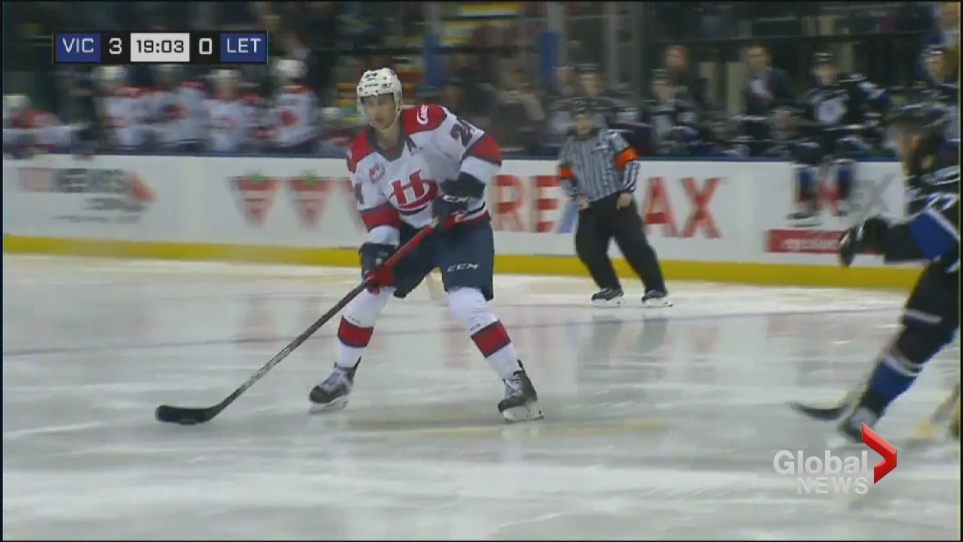 Lethbridge Hurricanes fail to overcome first period struggles against Royals