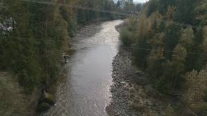 Witnesses describe fast-moving water that killed one man on Capilano River