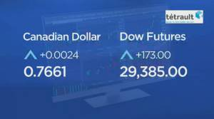 Market and Business Report Nov. 23, 2020 (02:25)