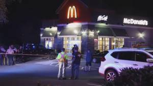 Fatal shooting outside Aldergrove McDonald's