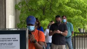 Coronavirus: Who is exempt from Quebec's mask law and why some may not be complying (02:07)