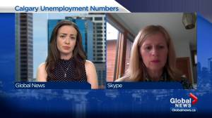 Calgary Economic Development reacts to latest unemployment numbers