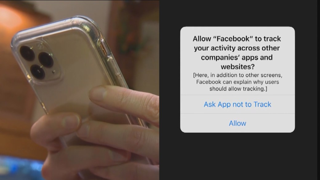 Click to play video: 'Apple makes some big privacy changes'