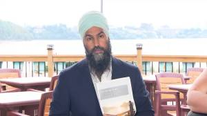 Federal Election 2019: Jagmeet Singh announces increase to funds for natural disasters