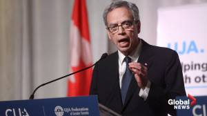 Former finance minister Joe Oliver says that Canada can benefit from a warming climate