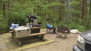 BC Parks campsite reservations  will open March 8 (00:25)