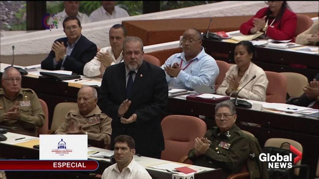 'Cuba chooses archetypal  premier  curate  since 1970s'
