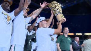 Saskatchewan Rattlers capture inaugural CEBL championship