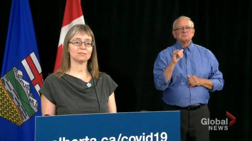 Alberta reports 5 additional COVID-19 deaths since Friday | Watch News Videos Online